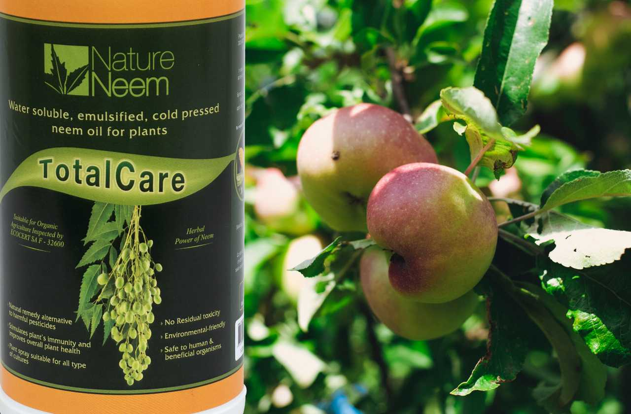 TotalCare for horticultural crops, trees and bushes